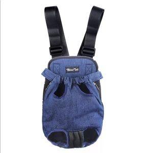 Dog or Cat Backpack Carrier